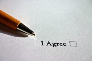 agreement, family law