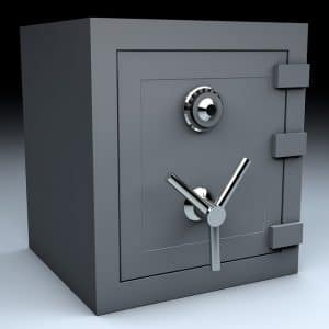 a safe box, family law