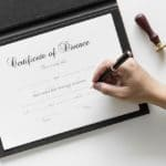 a divorce certificate, divorce lawyers