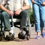 a disabled parent with child, family law attorney