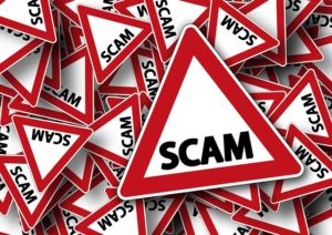 scam road signs, real estate closing attorney