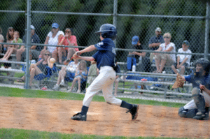 children playing baseball, child custody attorney
