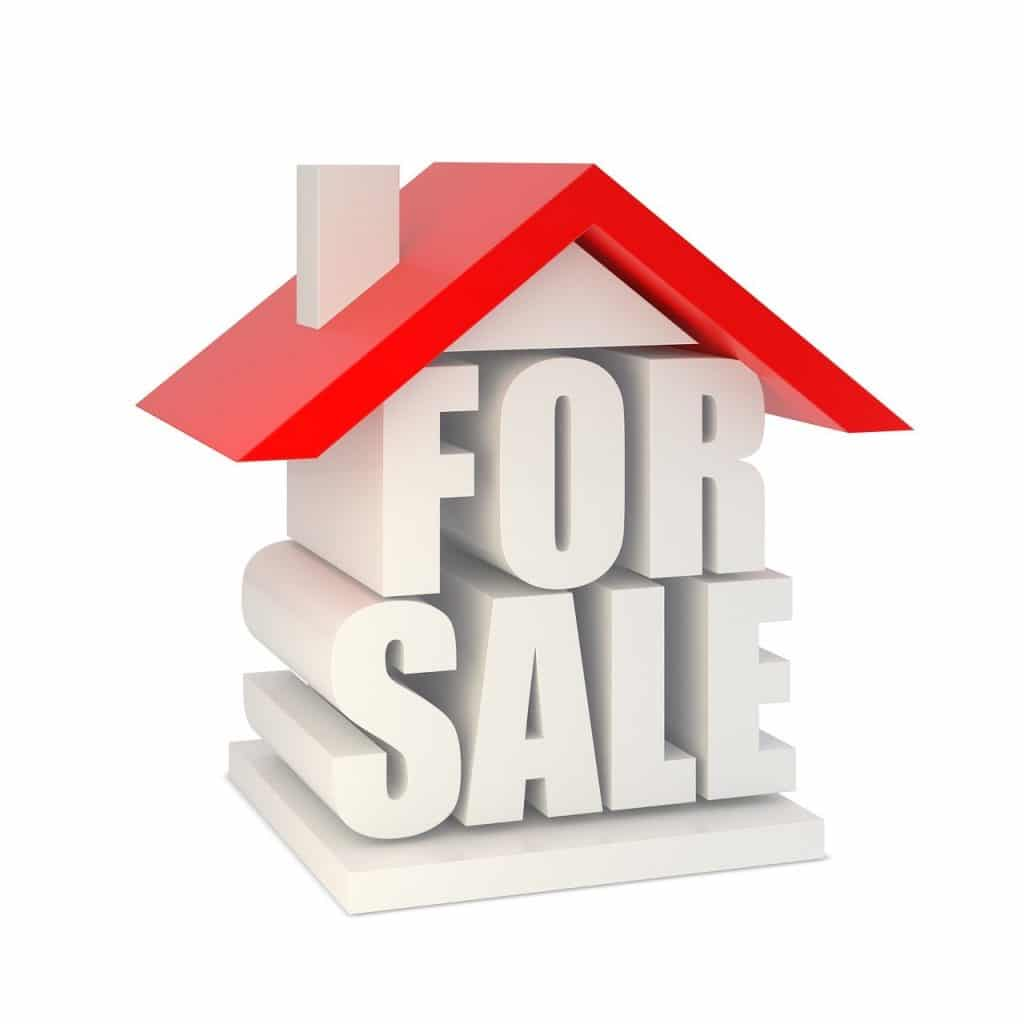 icon of house for sale
